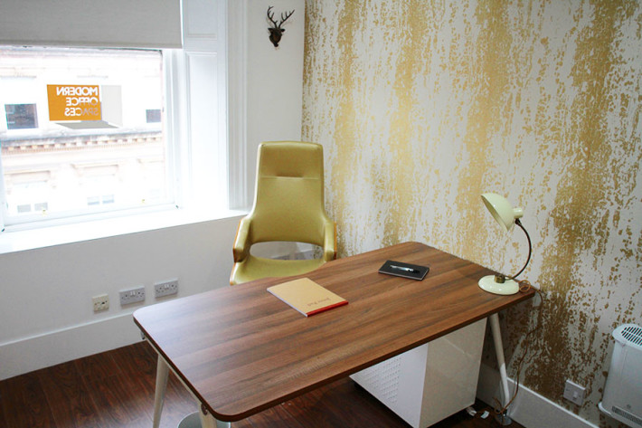 Desk and Office Space in Glasgow City Centre