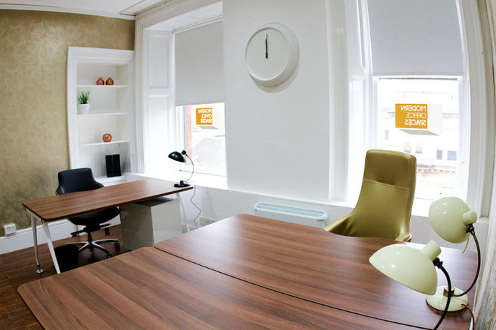 Office Space for small companies in Glasgow